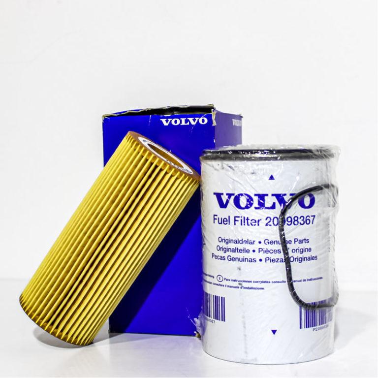 Componentes Volvo