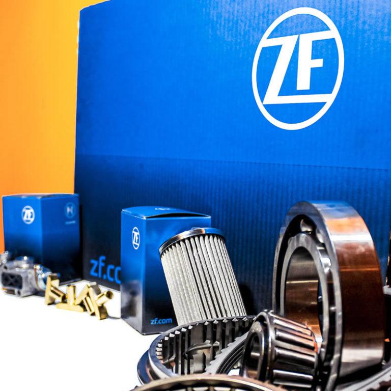 Peças originais ZF