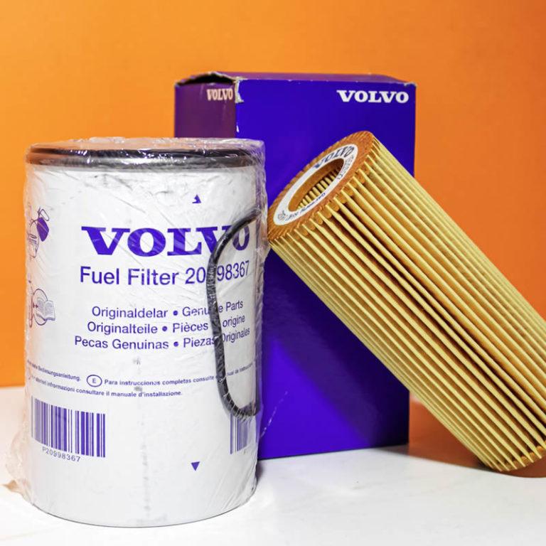 Componentes originais Volvo